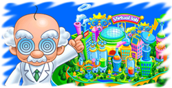 """Виртуальная лаборатория  по химии для детей""""Chemistry in Wonderland"""""""