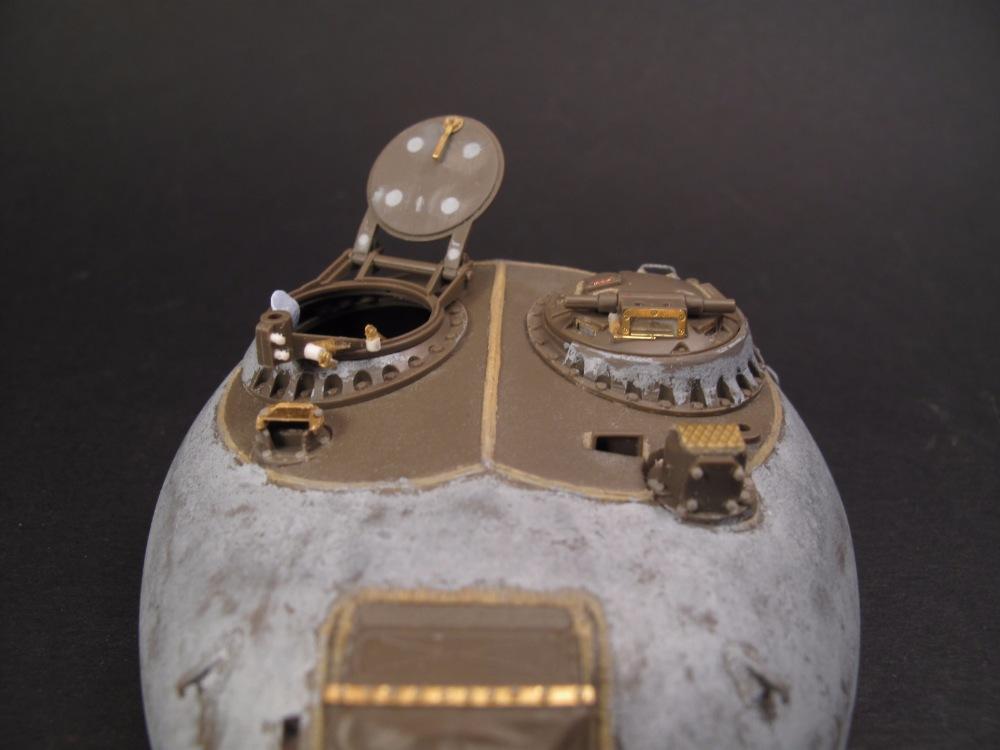 Т-55 «Enigma» TAMIYA + VoyagerModel PE 35460 1/35 136f1de35358