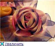 Цветы из ткани  97935c293c68t