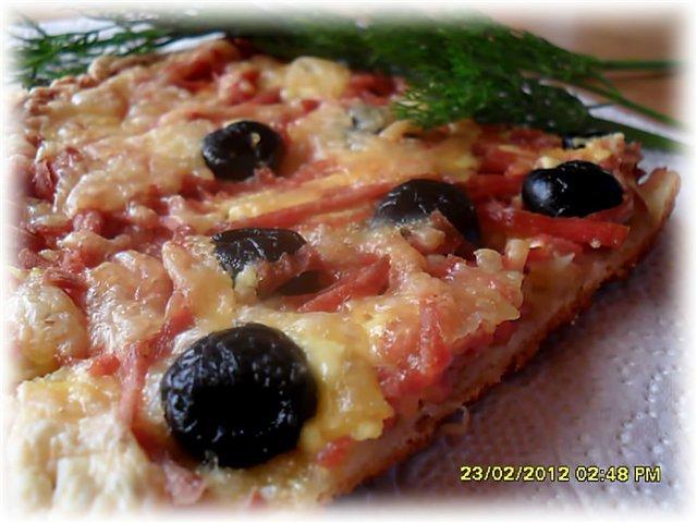 Тесто для пиццы 37e159b7dbed