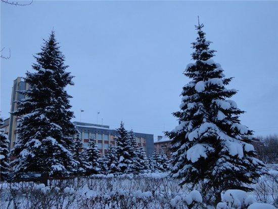 Зимняя сказка на наших фотографиях - Страница 3 097320a4f4b0