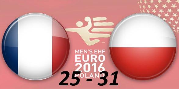 Чемпионат Европы по гандболу среди мужчин 2016 30e8750b0ff1