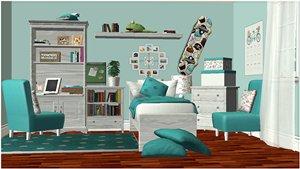 Комнаты для детей и подростков - Страница 6 2c7d3de2618c