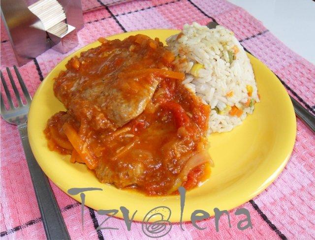 блюда - Мясо как оно есть, тушеное, вяленое, копченое. Блюда с мясом - Страница 9 23bb7c7137d8