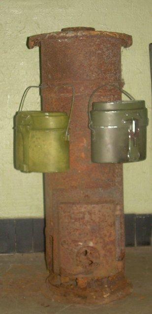 Верхняя часть немецкой блиндажной печи 8e28b94c9557