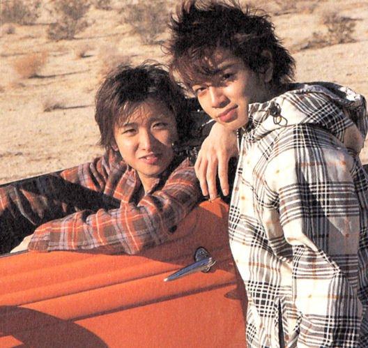 ARASHI. Радужные мальчики - Страница 11 F2b526b4aea4