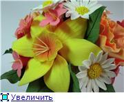 Цветы ручной работы из полимерной глины - Страница 4 9fe634c9ed0dt