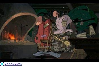 Ходячий замок / Движущийся замок Хаула / Howl's Moving Castle / Howl no Ugoku Shiro / ハウルの動く城 (2004 г. Полнометражный) - Страница 2 0cd8117346a0t