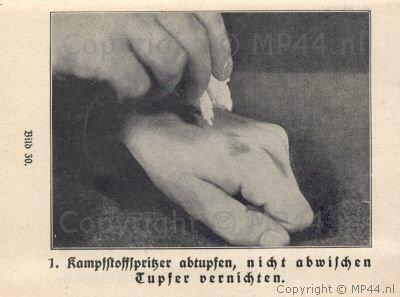 "Пенал от Hautentgiftungmittel - средства для обеззараживания кожи (""лозантинница"") 0f891994f168"