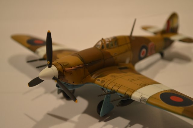 Hawker Hurricane МкIIc (Revell) 1/72 3579c55f4c5d