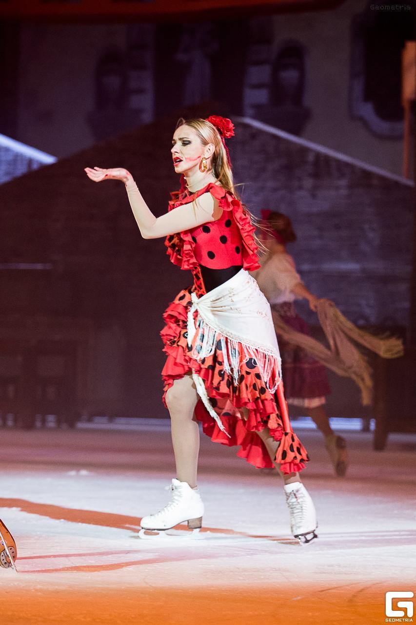 """Carmen on ice"". Краснодар, далее, везде (турне 2016-2017) - Страница 3 544125faa581"