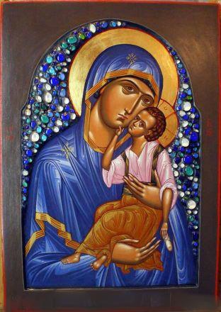 Яхромская икона Божией Матери Ca0d1043c47e
