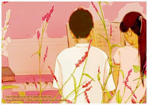 Корейская художница Christian Asuh 2a1ddb803242
