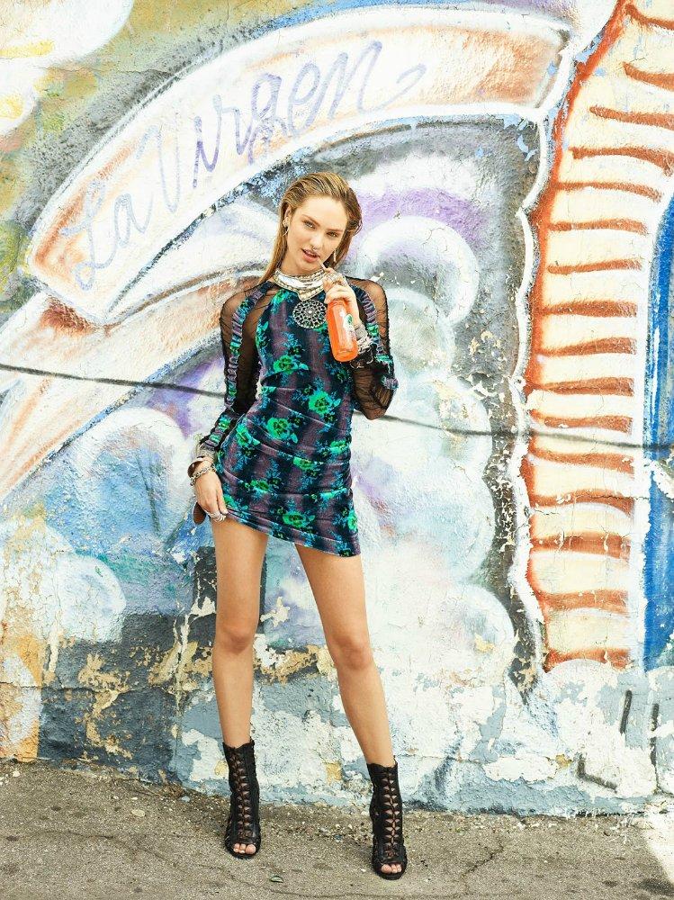 Candice Swanepoel   Кендис Свонопоэл - Страница 6 5156af4355d9