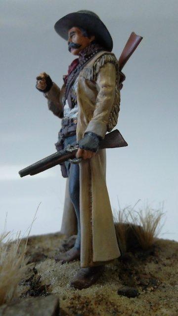Wyatt Earp / Tombstone, 54мм, (подарок брату). C9fee326b1c6