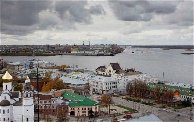 Старый-новый Нижний Новгород. 59a6678358b9