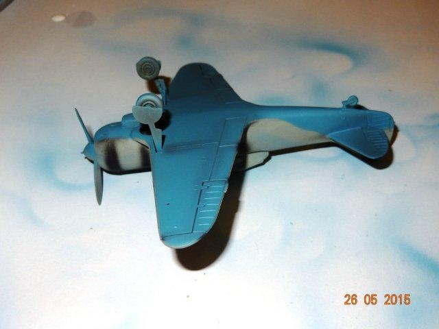 ЛА-5ФН Звезда 1/72 8f25c2bef73f