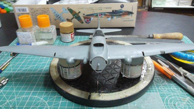 Ил-2, масштаб 1/48, (Tamiya 61113). 6ab832ff5605