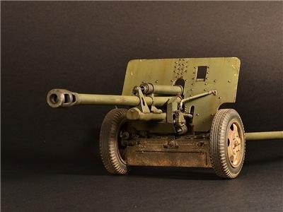 76-мм дивизионная пушка образца 1942 года ЗИС-3 B07b758b1307t
