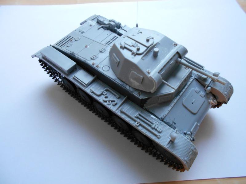 Pz.Kpfw.II Ausf.C 1/35 (Арк-модел) 45a595173b61