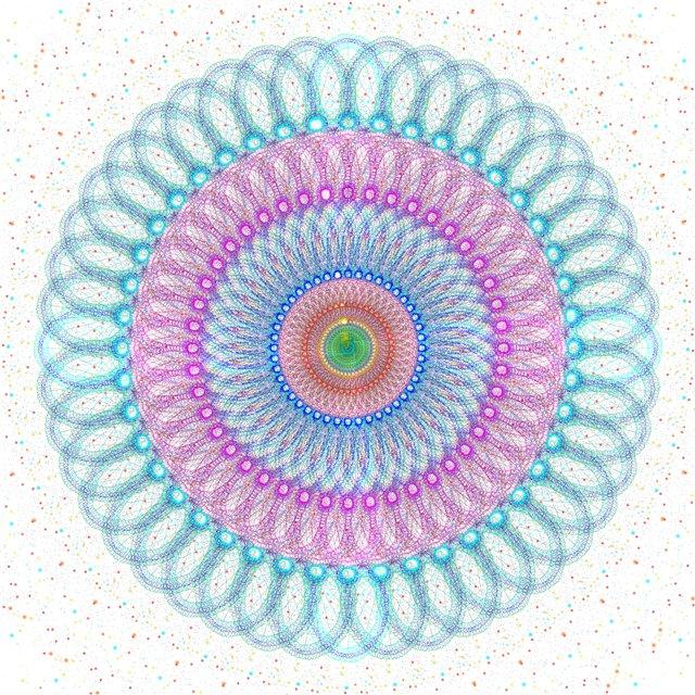 Мандалы для коллективных медитаций а так-же для индивидуального назначения. D85803da56d6