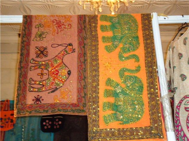 Самара: Индийская выставка 4e9dab7def59