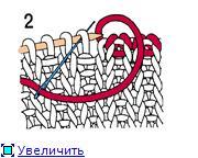 Учимся вязать спицами E69ca6d30b46t
