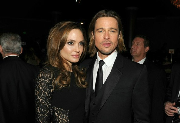 Angelina Jolie and Brad Pitt 9f088ac03e9e