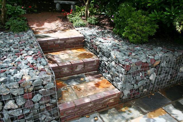 Камни в клетке: габионы 642bb6c71b64
