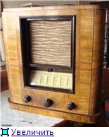 """1934-35 год. Радиоприемник """"KoncertSupers T420"""". (Apsitis) 8e38850a2205t"""