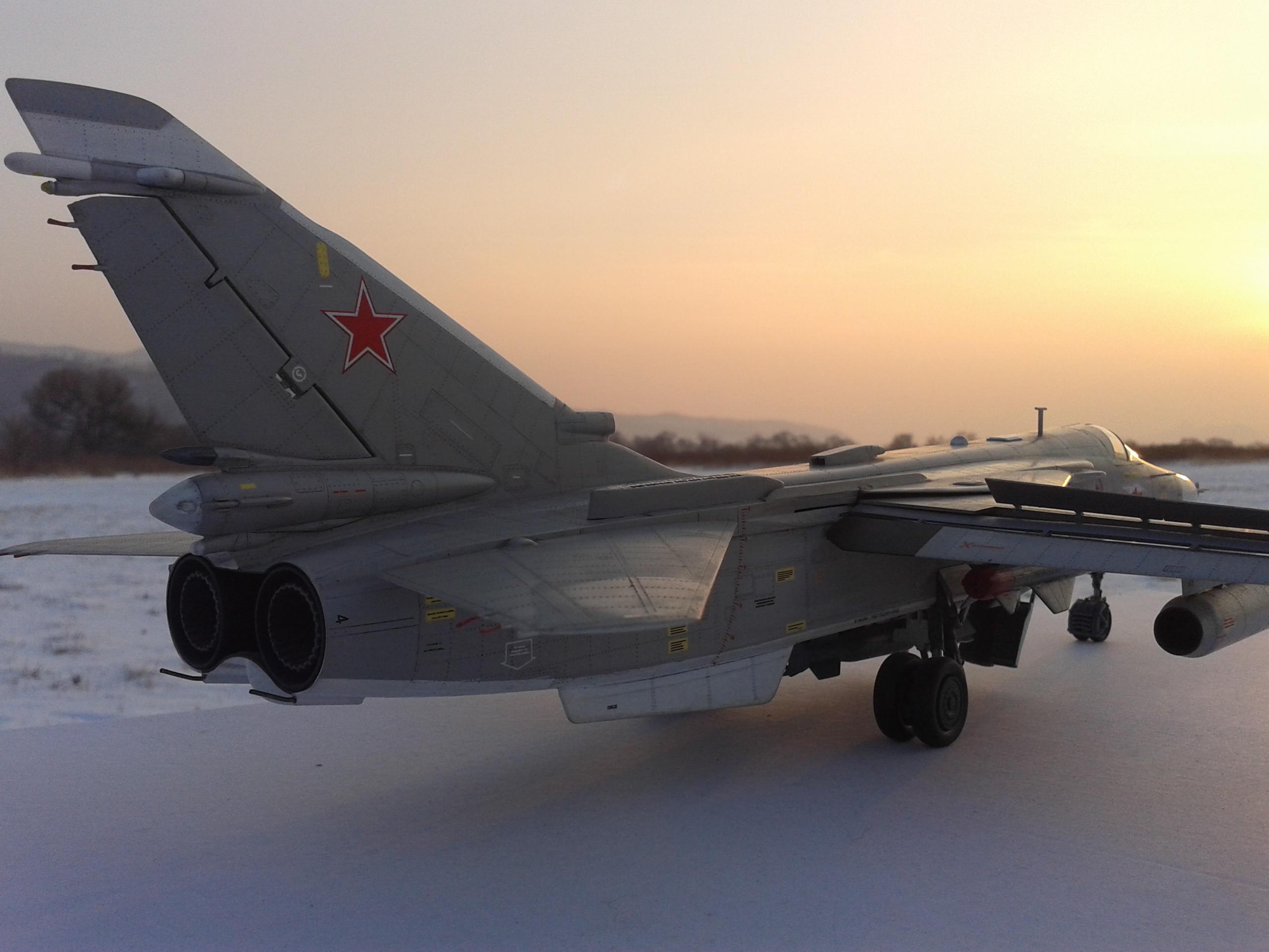 Су-24М 1/48 (TRUMPETER) Da26c4d32de6