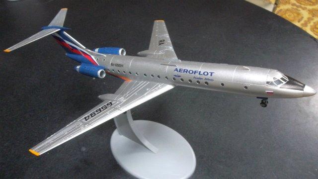 Ту-134А/Б-3, 1/144, (Звезда 7007). E50c26ba61e7