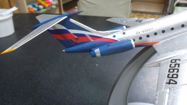 Ту-134А/Б-3, 1/144, (Звезда 7007). Be860b7fb44d
