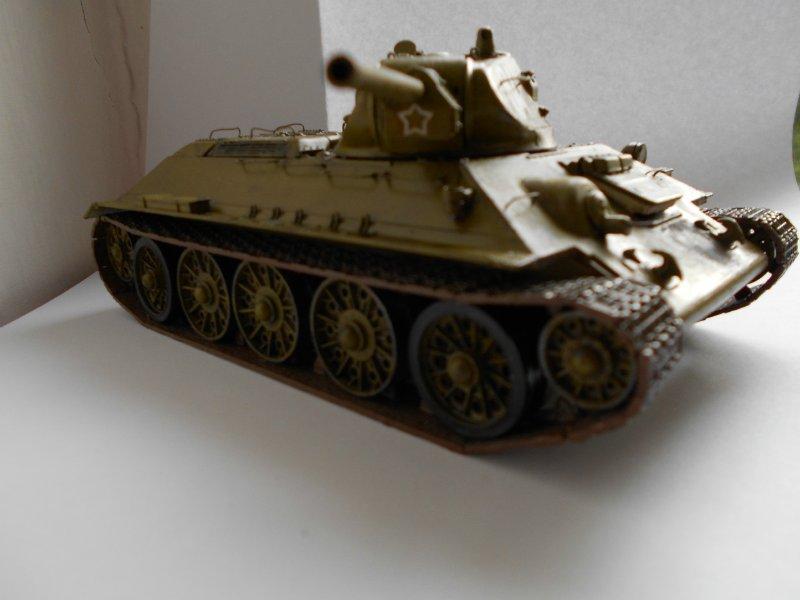 Т-34/76 Красное Сормово 1/35 (Моделист) 520d1f29fb10