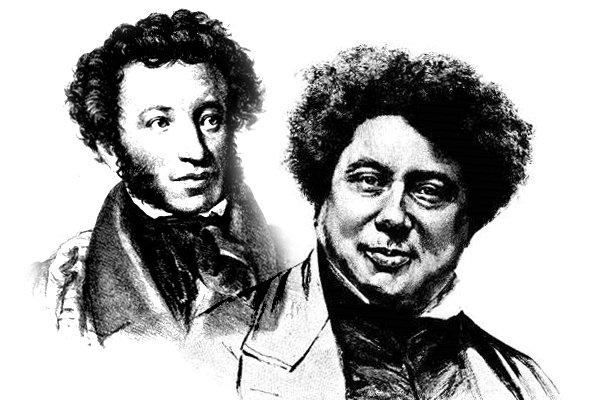 Великая афера или бред? Пушкин и Дюма – один человек? 4ed6a6f2221b