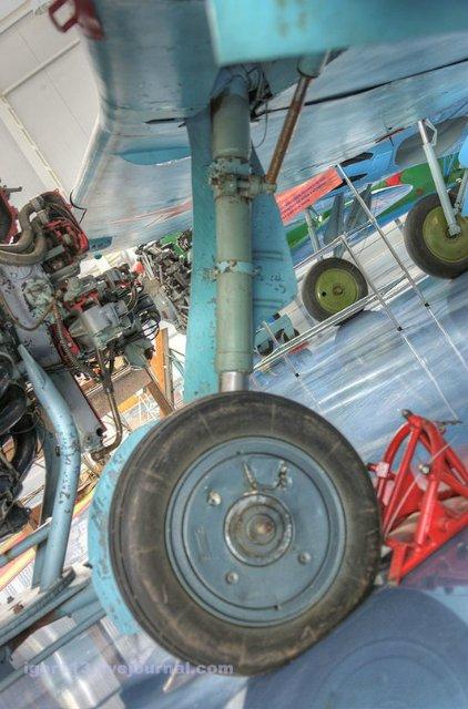 ВАЛК! Ла-7 Кожедуба и двигатель М-82 B10b778c3197