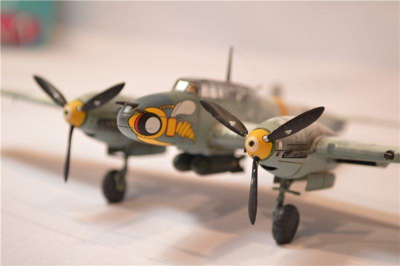 Bf-110 C-4/B (Airfix)  1/72 D2cd9b824822