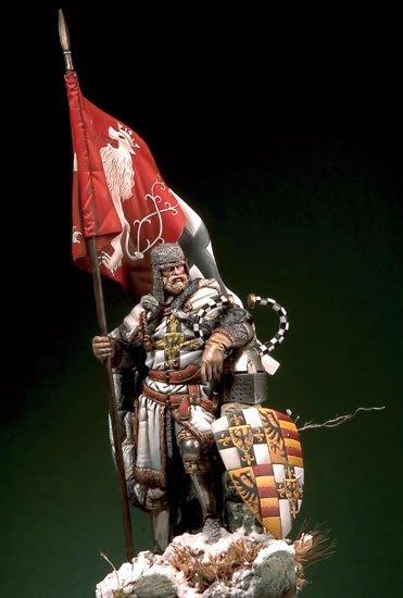 Великий Магистр Тевтонского ордена, 14в.. На Конкурс по росписи миниатюры. 0980139eb067