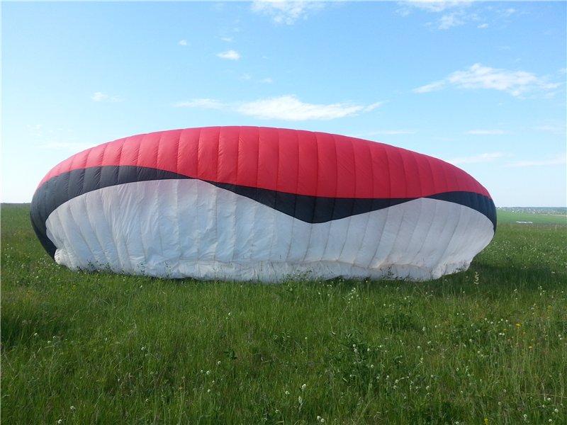 Параплан для начинающего пилота JAZZ производитель PARAAVIS (RUSSIA)  2010г/в 104287609c3a