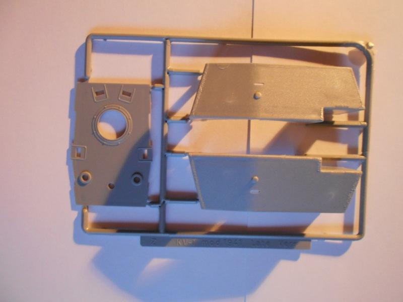 Обзор КВ-1 Звезда №3539 и Арк-модел №35033 2f94b54edd96