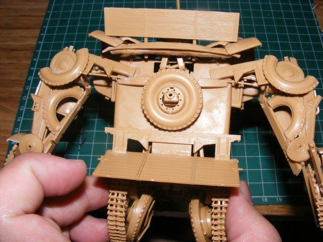 Робот трансформер(не трансформирующийся правда :) ) B0cff7b500be