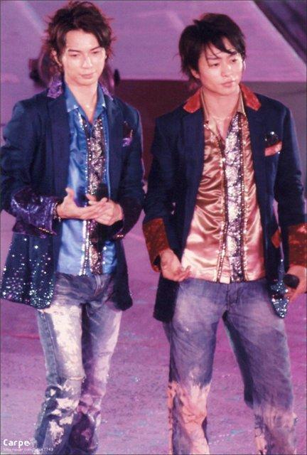 ARASHI. Радужные мальчики - 2 - Страница 9 C4a0eb912c61