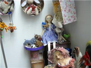 Время кукол № 6 Международная выставка авторских кукол и мишек Тедди в Санкт-Петербурге - Страница 2 B5a46f2baab5t
