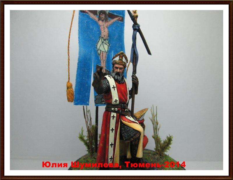 Епископ-воин, 13 в.  1bf851a2825c