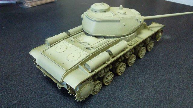 КВ-85, 1/35, (Восточный Экспресс 35102). F05864ec61ae