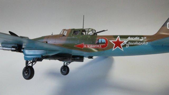 Ил-2, масштаб 1/48, (Tamiya 61113). 8187a9345e9f