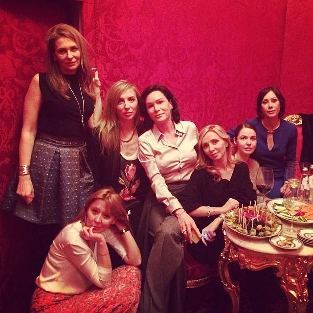 Татьяна Навка в соцсетях-2014-2015 - Страница 2 49af31946336
