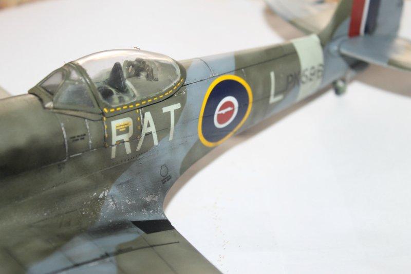 Supermarine Spitfire Mk. 22 Revell. 1/32 Fbd93a969dbb