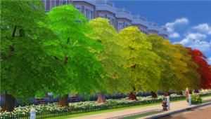 Растительность (кусты, деревья, камни) B9c74f4a6109