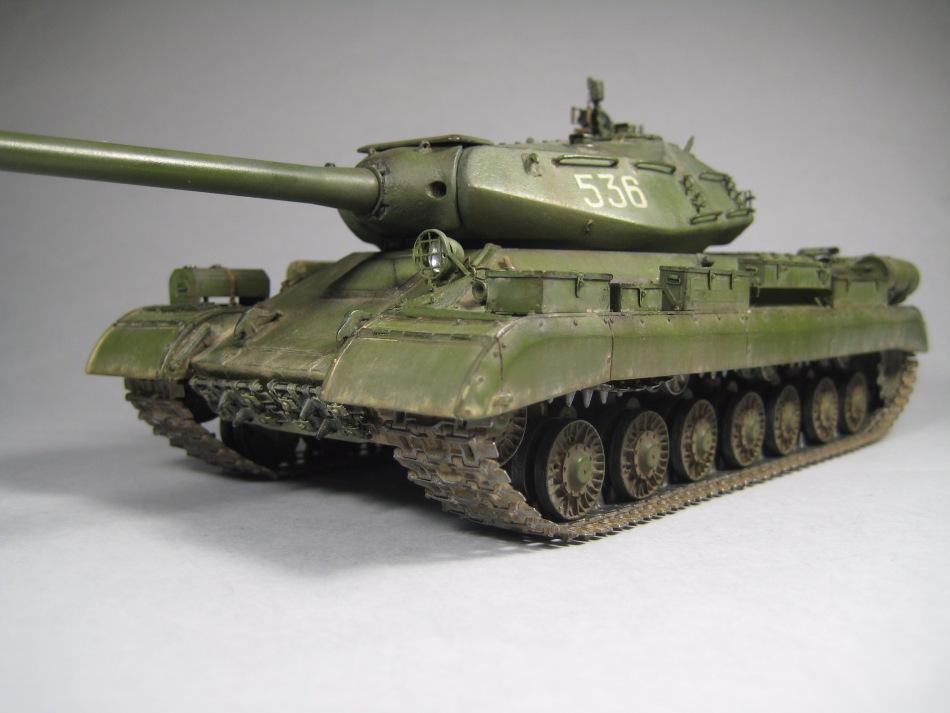 ИС-4М. Забайкальский ВО. 1962 год 65ef982b7cd7